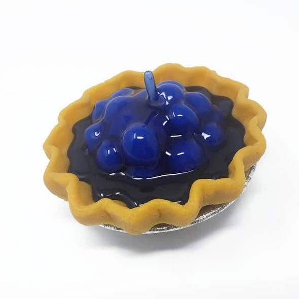 "3"" Blueberry Pie Candle"