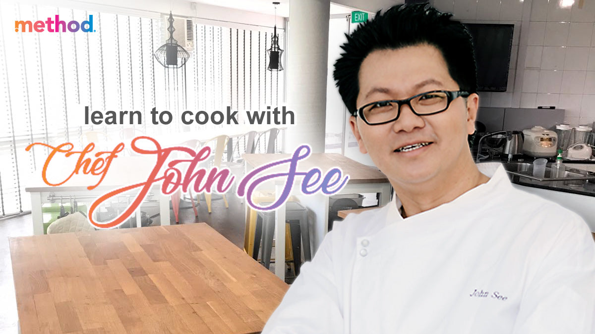 An Afternoon With Chef John See Method Home Singapore