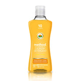 laundry detergent 240ml - ginger mango