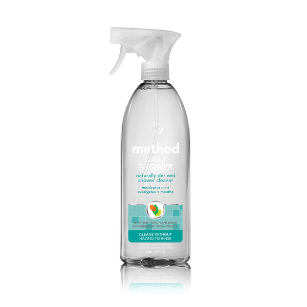 daily shower spray 828ml - eucalyptus mint