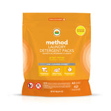 laundry detergent packs – 42 loads