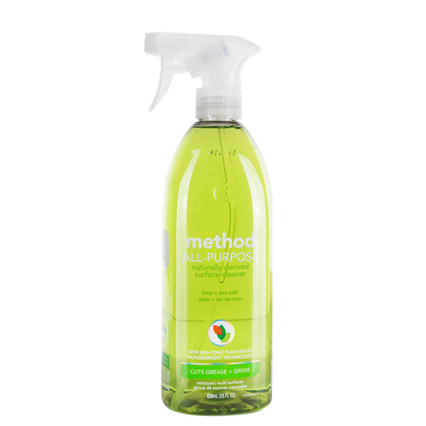 all purpose cleaner 828ml - lime + sea salt