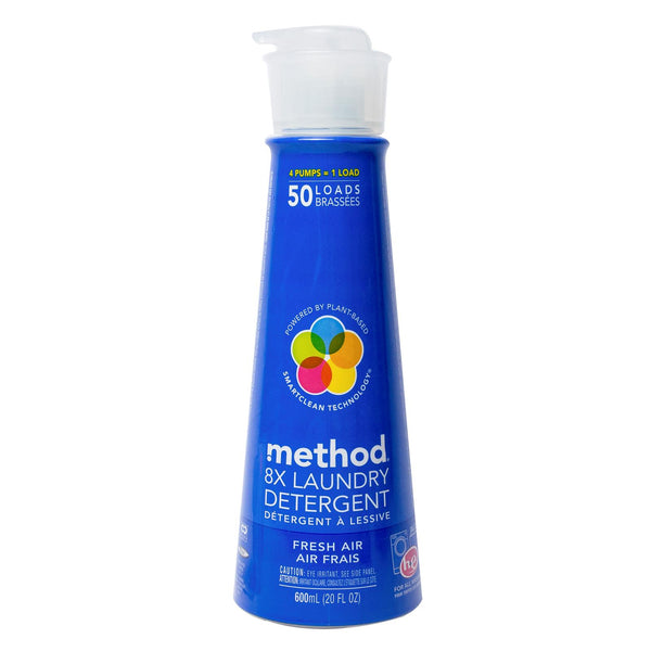 laundry detergent 600ml - fresh air