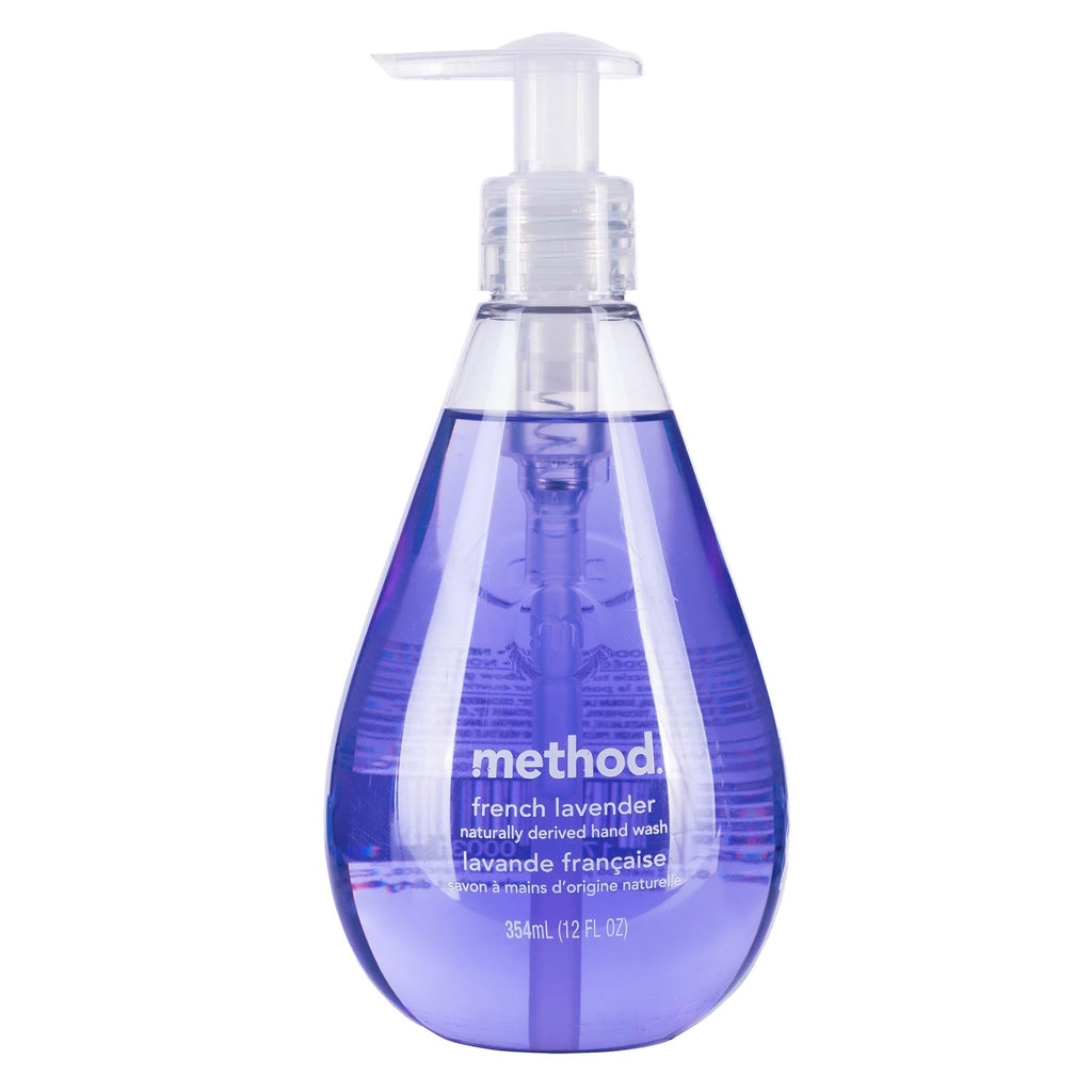 gel hand wash 354ml - french lavender