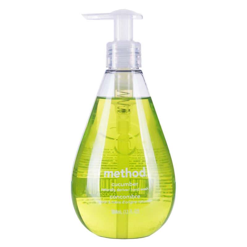 gel hand wash 354ml - cucumber