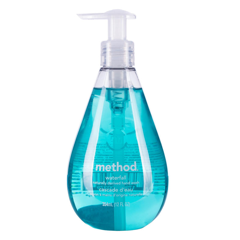 gel hand wash 354ml - waterfall