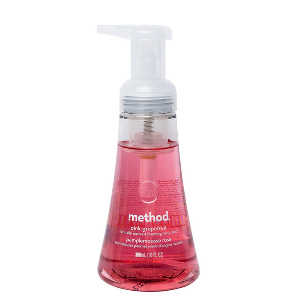 foaming hand wash 300ml - pink grapefruit