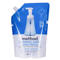 foaming hand wash refill 828ml - sea minerals