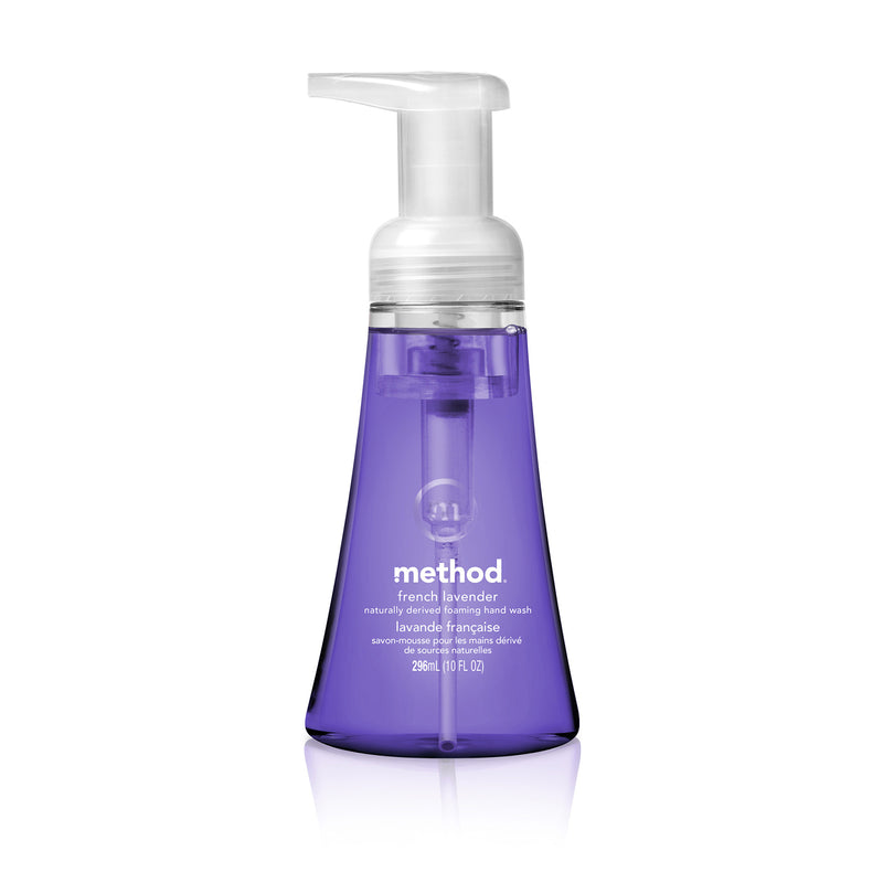 foaming hand wash 300ml - french lavender