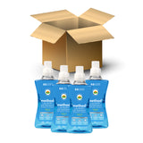 (carton of 4) laundry detergent 1.58L - fresh air
