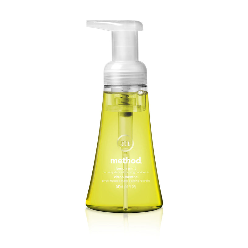 foaming hand wash 300ml - lemon mint