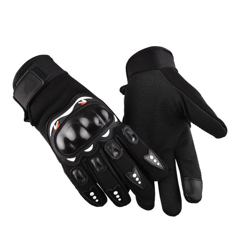 Motorcycle Gloves - touch proven