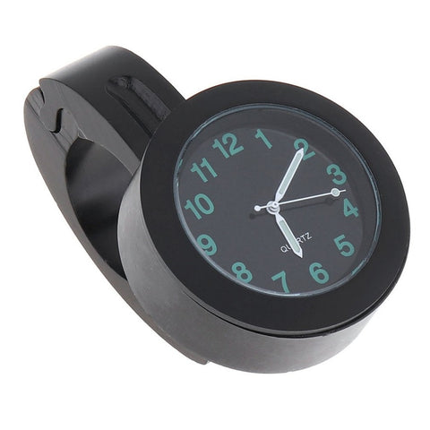 Motorcycle Handlebar Clock