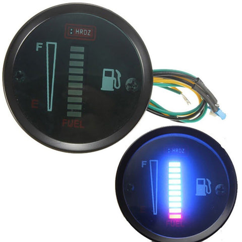 Motorcycle LED Fuel