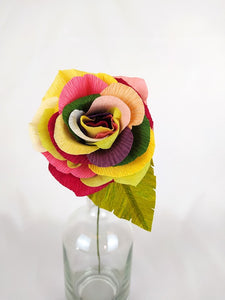 Handmade Paper Flowers | Paper Roses | 1st Anniversary Wedding Gift | Realistic Paper Flowers | Wedding Cake Flowers | Rainbow Roses | PRIDE | Eco Sustainable Flowers - Parks Florist,Creating bespoke, handmade , realistic paper flowers in Dorset, UK. Unique paper flowers for weddings and special occasions such as first wedding anniversaries. Perfect alternative for sustainable/zero waste flower lovers