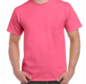 Gildan G5000 Heavy Cotton T-Shirt (S-M-L-XL)