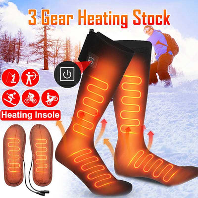 FLAYM Heated Socks