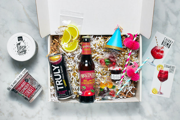 Spring Fever Cocktail Kit