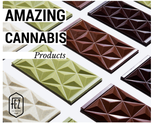 Amazing Cannabis Products You Didn't Know It Existed