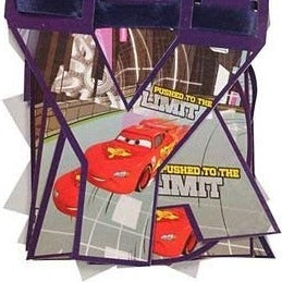 "Disney Pixar Cars McQueen ""Happy Birthday"" Banner"