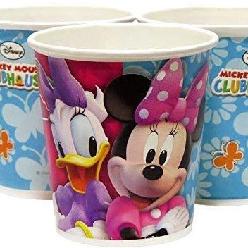 Minnie Mouse Paper Cups - Pack of 30