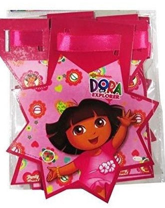 "Dora the Explorer ""Happy Birthday"" Banner - 4.7 Feet"
