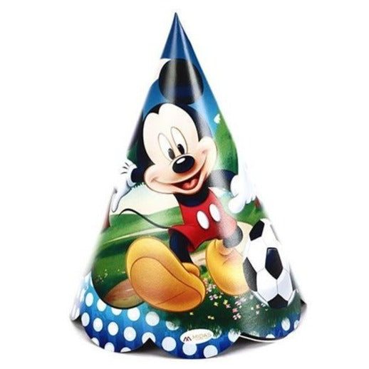 Mickey Mouse Paper hats - 30/pack