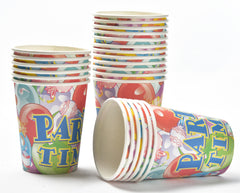 Party Time Paper Cups