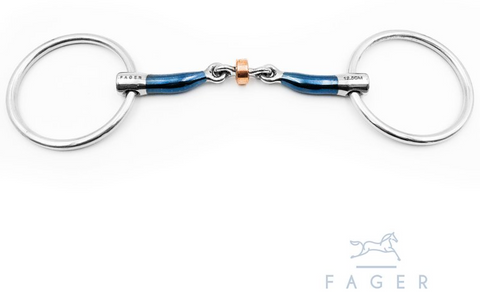 Fagers Sweet Iron Loose rings - JULIA