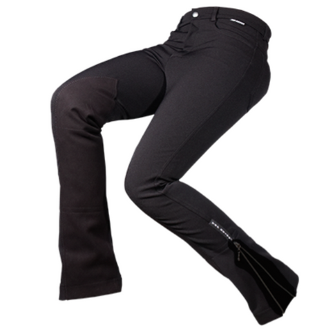 Top Reiter Women's Riding Pants with pockets - SoftShell