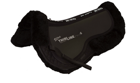 ThinLine Ultra Sheepskin Comfort Half Pad