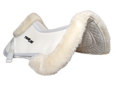 Trifecta Half Pad with Sheepskin Rolls - New and Improved