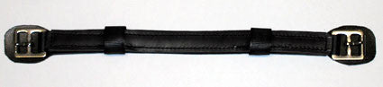 Single Short Leather Girth