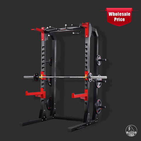 USA KINGKONG COMMERCIAL SQUAT RACK