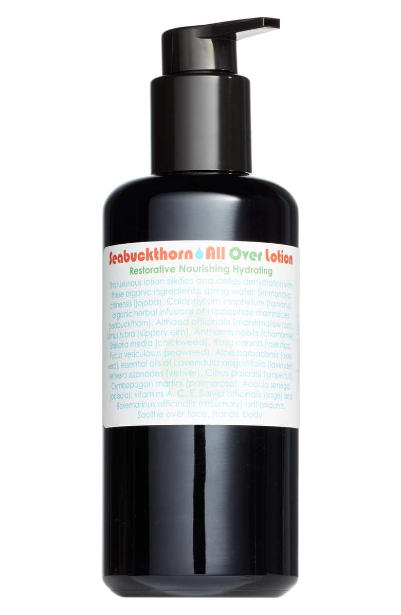 Living Libations Seabuckthorn All Over Lotion