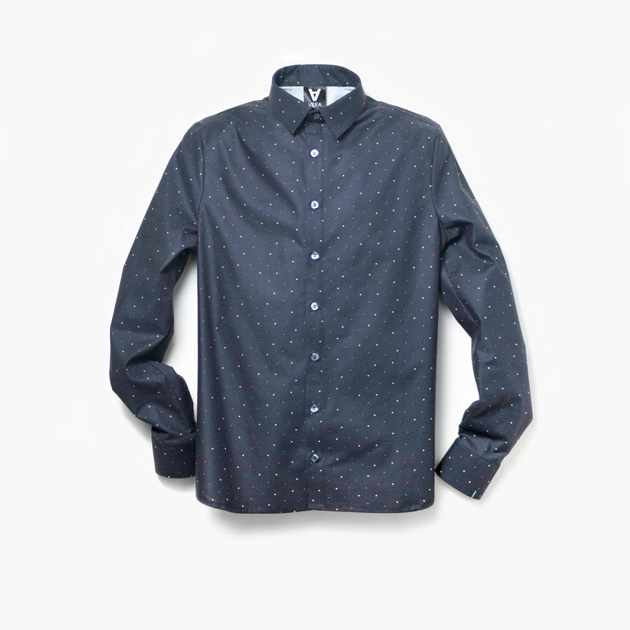 Dots - Casual Button Up