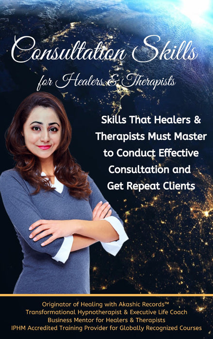 Consultation Skills for Healers & Therapists - BookMedia
