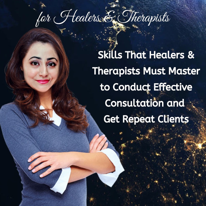 Consultation Skills for Healers & Therapists