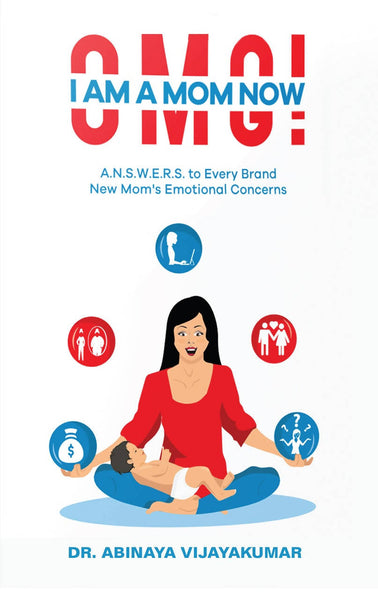 OMG! I AM A MOM NOW - BookMedia