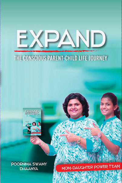 Expand: The Conscious Parent-Child Life Journey - BookMedia