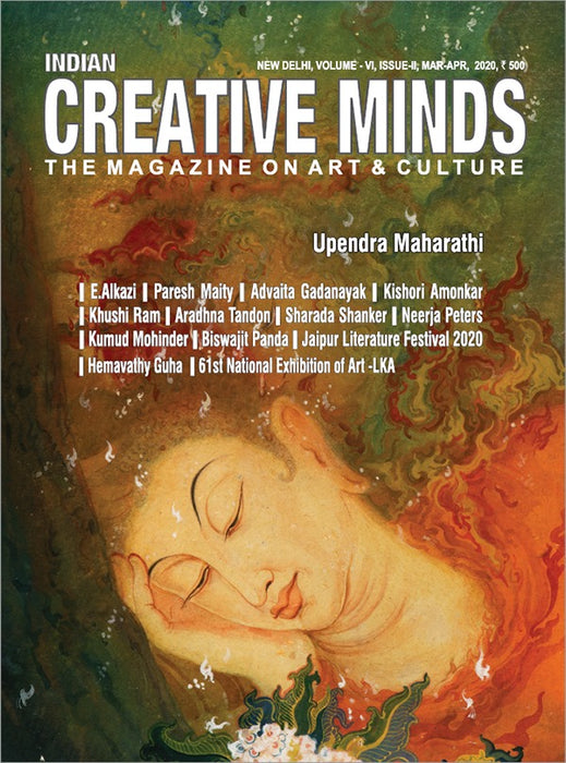 Indian Creative Minds: The Magazine on Art and Culture - BookMedia