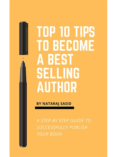 Top 10 Tips To Become A Best Selling Author