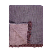 Load image into Gallery viewer, Hand Loomed Turkish Throw Blanket