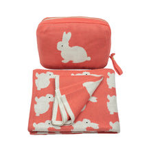 Load image into Gallery viewer, Bunny Baby Blanket Set