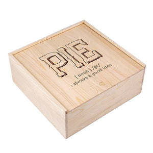 Large Sweets Box- Pie