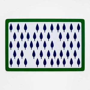 Tree Print Placemat - 2 Colors