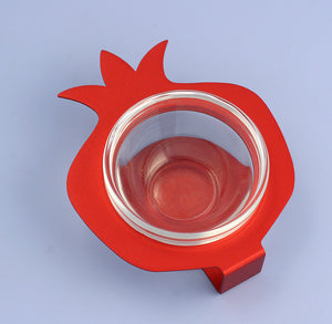Pomegranate Honey Cup