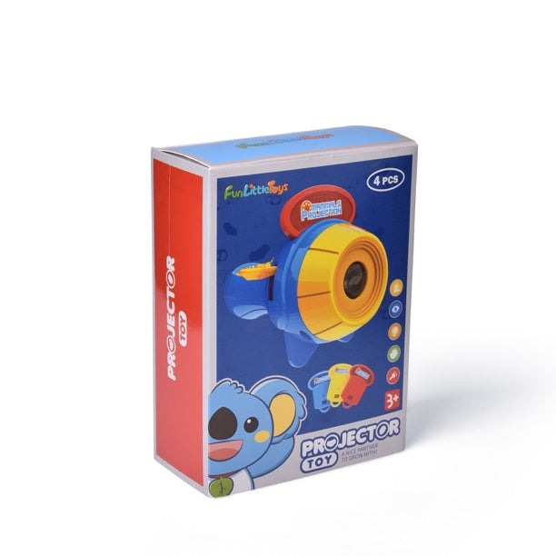 Projector Flashlight with Image Reels