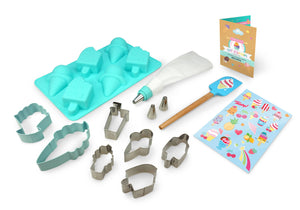 Ice Cream Parlor Ultimate Baking Party Set