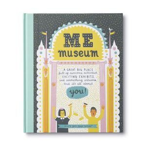 Me Museum Activity Book